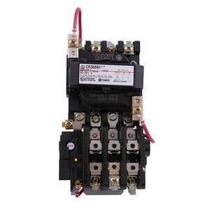 ABB CR306B002 Starter, Magnetic, NEMA Size 0, 3PH, 120VAC Coil, 600VAC, 18A, Open