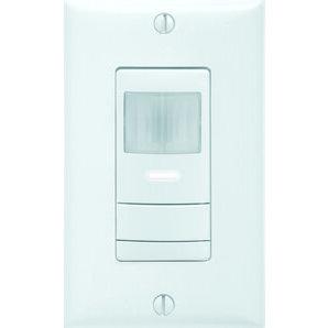 Sensor Switch WSX-PDT-2P-WH Wall Switch Occupancy Sensor