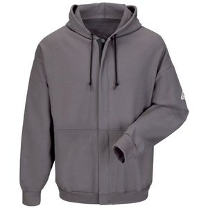 VF Imagewear SEH4CH-RG-XL-EL7517-LUF 12.5OZ XL REG ARC RATED FLEECE ZIP UP HOODIE CHARC