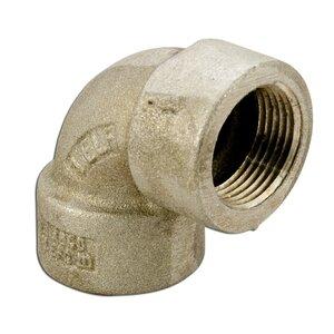"""Appleton ELF90100A Elbow, 90°, 1"""", Female/Female, Explosionproof, Aluminum"""