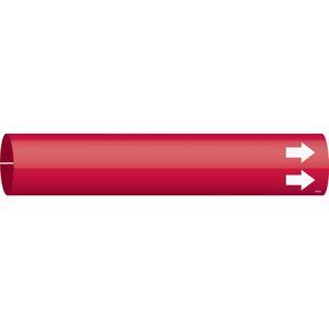 4012-A 4012-A BLANK/RED/STY A