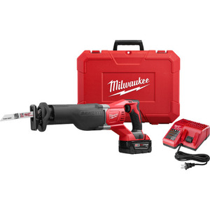 Milwaukee 2621-21 M18, Reciprocating Saw Kit