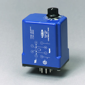 R-K Electronics CDB-115A-2-5M Timing Relay, Interval On, 10A, DPDT Contacts, 3 sec-5 min, 115VAC