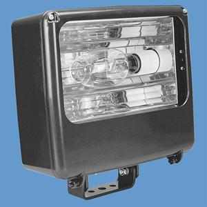 Lithonia Lighting TFL250SRA2TBLPI Oodlight With Multi-tap Ballast, Lamp Included In Carton