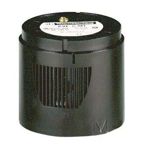 Square D XVEC9B Indicating Bank, Buzzer, Single Tone, 24VDC, 85dB at 1 meter *** Discontinued ***