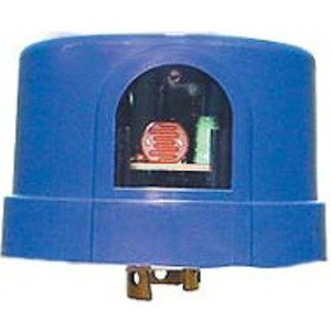 Sunrise Technologies DUP-FP7790B-SSS Photo Control, 105-305V, Blue