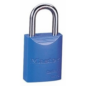 Ideal 44-920 PADLOCK IDEAL AL SFTY BLU BAKED-ON POWDER CT
