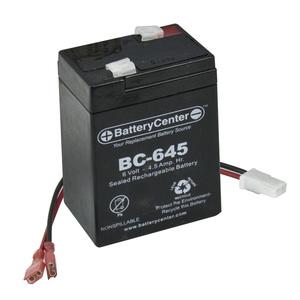 BCI BC-645WL 6V Battery 4.5 Ah