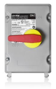 Leviton LDS10-AX LEV LDS10-AX 100 N-FUSED DISC