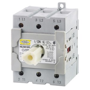 Hubbell-Kellems HBLDS60100RS Replacement Switch Mechanism.