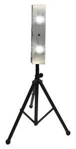 PURO Lighting S-M2-T-15-P-110 UV Light Engine, Dual, Mobile, Tripod Stand, 15' Plug
