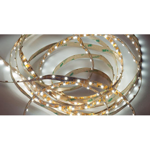 Elite Lighting LB100-15F-30K Flexible LED Tape Light, 16', 12V, Warm White