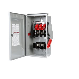 Siemens HF262R 60a 2p 600v 2w Fused Hd Type 3r