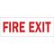 22495 DIRECTIONAL & EXIT SIGN