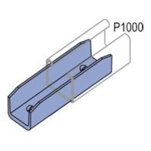 Unistrut P2900-AL In-channel Joiners (straight)