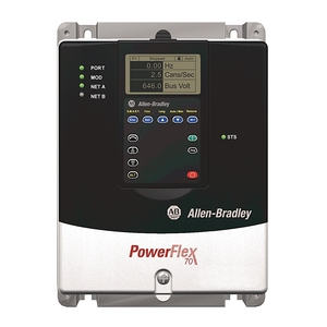 Allen-Bradley 20AD8P0A3AYYAEC0 POWERFLEX 70 AC DRIVE 8 A AT 5 HP 20A