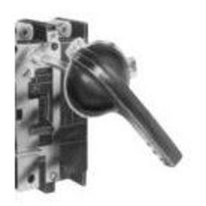 ABB SEFOM2 Breaker, Molded Case, TDM Operating Mechanism, Only, Door Mounted
