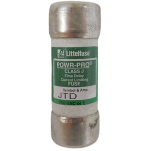 Littelfuse JTD004 4A, 600V, Class J Time Delay Fuse