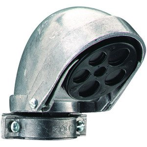 "Hubbell-Killark STFB-3 Weather Head 1"" Aluminum EMT/Rigid"