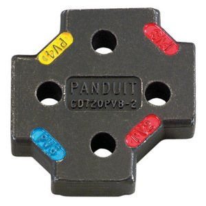 Panduit CD-720-2 Crimp Die for CT-720, #1 - 3/0 AWG Coppe