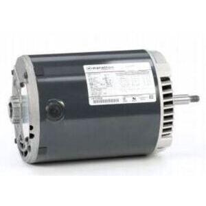 Regal-Beloit 5666 Motor, 1HP, Direct Drive, 120/240VAC, 1PH, TEAO