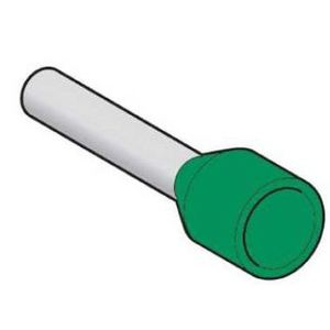 Square D DZ5CE062 GREEN CABLE END