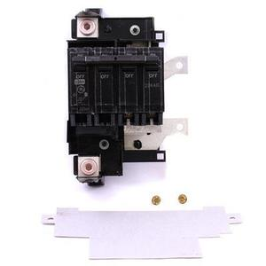GE THQMV225D Main Breaker Kit, 225A, 22kAIC, PowerMark Gold, with Mounting Base