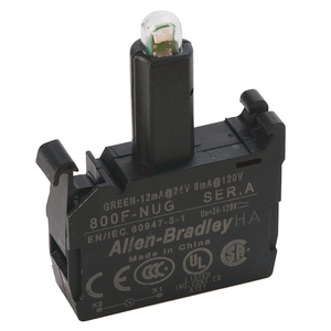 Allen-Bradley 800F-NUG 22mm LED Module 800F PB