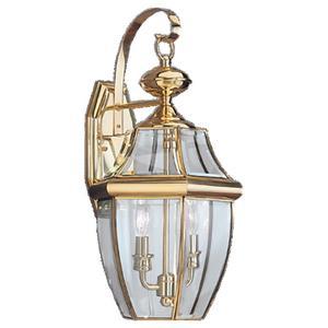 Sea Gull 8039-02 Outdoor Wall Lantern Two Light