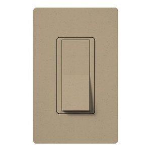 Lutron SC-4PS-MS Dimmer Switch, 4-Way, 15A, Mocha Stone
