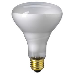 Eiko 65BR30/FL-130V Incandescent Lamp, BR30, 65W, 130V, FL