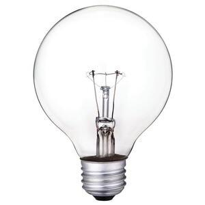 Westinghouse Lighting 0422000 G-25 60W CLEAR SB 130V