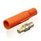 16V24-O OR MALE VULC PLUG TAPER NOSE