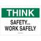 25337 SAFETY SLOGANS SIGN