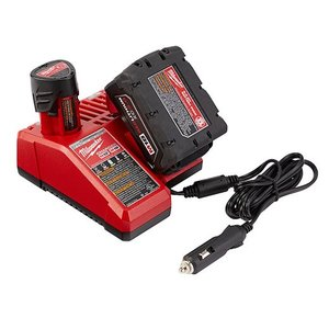 Milwaukee 48-59-1810 M18™ & M12™ Vehicle Charger