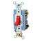 1203-2R RD SW TGL 3W 15A120/277VAC