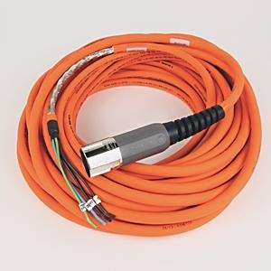 Allen-Bradley 2090-CPWM7DF-16AF15 Cable, Motor Power, SpeedTec DIN Connector, Continuous Flex, 15m