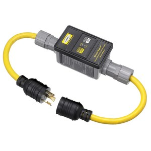 Hubbell-Wiring Kellems GFPIL30125LKM 30A/125V INLINE L5-30 LOCKING MANUAL