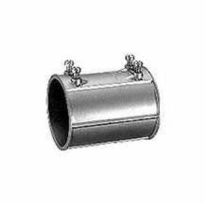 Arlington 816 EMT Set Screw Coupling, 2-1/2 inch, Zinc Die Cast