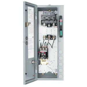 Allen-Bradley 512-CACD-25R NEMA Combination Starter Disconnect