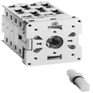 Allen-Bradley 194L-E12-3503 Disconnect Switch, Open, 12A, 690VAC, 3P, Door/Front Mount