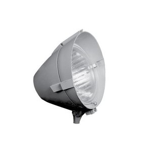Hubbell-Outdoor Lighting 306 Lampholder 500 Qtz Par56 1/2in Gry