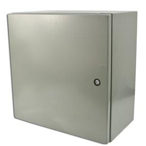 "nVent Hoffman CSD30308 Wall Mount Enclosure, NEMA 4/12, Concept Style, 30"" x 30"" x 8"""