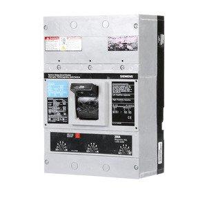 Siemens JXD63B200 BRKR JD6 3P 600V 200A FX