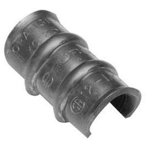 Burndy YC6L12 C-Tap Connector, Copper, Thin Wall, 8 - 6 AWG Run, 12 - 8 AWG Tap