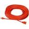 Bizline 100FT123OR Extension Cord, Outdoor - Round, 12/3, 100', Orange