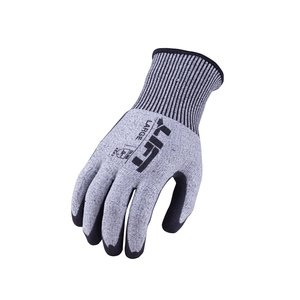 Lift Safety GFN-12KM Fiberwire Nitrile Dipped Gloves