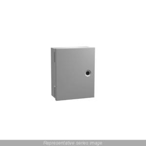 Hammond Mfg N1J12126 NEMA 1 W/PANEL 12X12X6