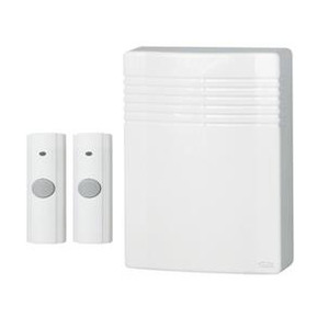 Nutone LA542WH White Wireless Chime
