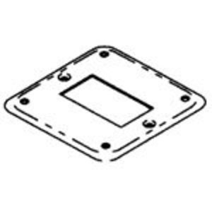 "Bowers 479-GFI 4"" Exposed Work Cover, (1) Decora/GFCI"